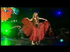 Shakira - Gitana (Rock in Rio Madrid 2010) - YouTube