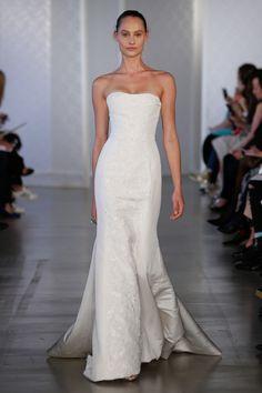 Oscar de la Renta Spring 2017 Bridal