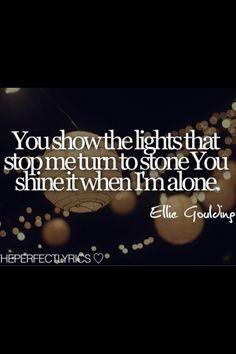 Lights - Elli Goulding
