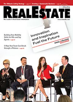 The May 2016 issue of #RealEstate magazine is here! Cover story features @engelvoelkersHQ, @evusa
