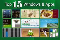 Microsoft Windows 8 Apps