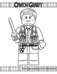 Coloriage Magique Jurassic World.8 Meilleures Images Du Tableau Lego Picture Lego Pictures