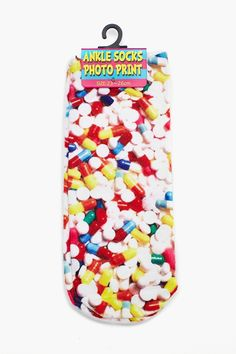 Jagged Little Pill Socks