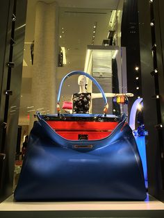 Mizhattan - Sensible living with style: *SUNDAY WINDOW SHOPPING* Fendi & Dior (March '15)