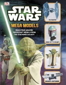 4fb42eb027857 Star Wars  Mega Models  DK Publishing  9781465401793  Amazon.com  Books