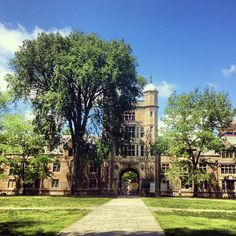 Ann Arbor, Michigan.