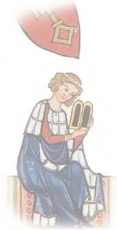 Clothing of the Codex Manesse, 13th century