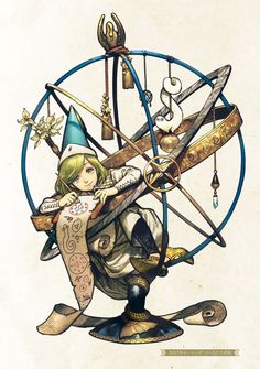 Atelier of Witch Hat Fanart Manga, Manga Anime, Anime Art, Illustrations, Illustration Art, Character Drawing, Character Design, L Elf, Witch Drawing
