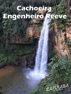 A cacheiro Engenheiro Reeve, mais conhecida como Matilde, é a mais famosa do Espírito Santo. O lugar proporciona ainda prática de rapel.