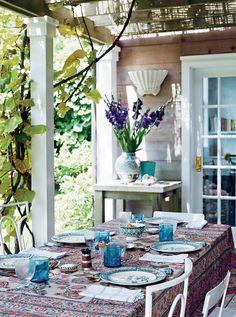 i suwannee: ian and emilie irving's bohemian splendor in t magazine