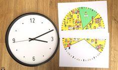 Clock, Classroom, Wall, Kindergarten Classroom, Timeline, Pendulum Clock, Billboard, Bamboo, Tools