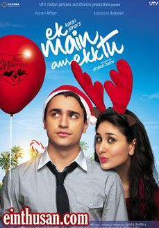 Ek Main Aur Ekk Tu Hindi Movie Online - Imran Khan, Kareena Kapoor, Boman Irani, Ram Kapoor and Ratna Pathak Shah. Directed by Shakun Batra. Music by Amit Trivedi. 2012 Ek Main Aur Ekk Tu Hindi Movie Online.