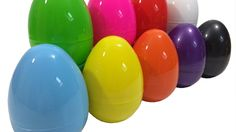 Learn Colors with Many Surprise Eggs Cool Toys for Children
