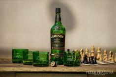 18 years old great taste. Irish Whiskey, Bottle, Flask, Jars
