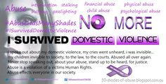 Fifty Shades of Abuse: Domestic Violence Awareness Month October ...