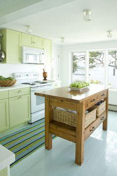 Maine Home + Design: Green
