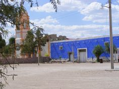 Hacienda Illescas, antiguo rancho de la hacienda de Cruces, S.L.P., México