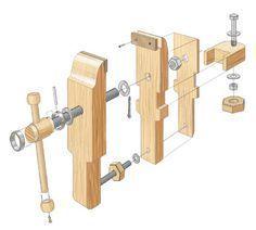 Bench Vise | Woodsmith Plans                              …
