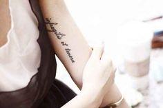 Parte superior interna do braço | 33 lugares perfeitos para uma tatuagem