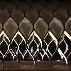 Pabellón IBM de Renzo Piano Reelaborado