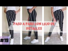 Leggings, Sewing, Creative, Pattern, Pants, Clothes, Stuff To Buy, Youtube, Diy