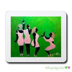 Pretty Pearls, Inc. Aka Sorority, Alpha Kappa Alpha Sorority, Sorority Life, Pretty Girl Swag, Pretty In Pink, Pretty Girls, Aka Apparel, Greek Gifts, Pink Apple