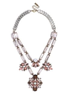 Dahlia Layered Necklace