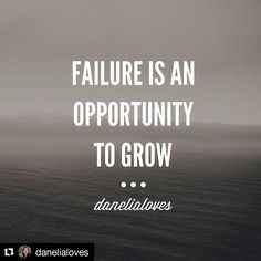 """#Repost @danelialoves  Day 2: Mindset Resolution #2017  Failure is an opportunity to grow.  Learning how to walk was one of those necessary """"failures"""" which provided the ability to do greater things later in life. The most interesting thing about this experience is as a child we don't necessarily see those attempts as failures. Our minds are a bit more flexible. We just picked ourselves back up and simply tried again. Perhaps because we were not necessarily thinking through all the…"""
