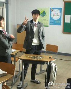 """Via @kaijexo) on Instagram: """"Kai filming for """"Andante"""" • • #Kai #카이 #KimJongIn #김종인 #EXO #KAIJEXO"""""""