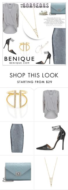 """Benique"" by aurora-australis ❤ liked on Polyvore featuring Mint Velvet, By Sun, Topshop, Mulberry and benique"