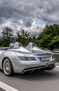 Visit The MACHINE Shop Café... ❤ The Best of Mercedes-Benz ❤ (Mercedes SLR…