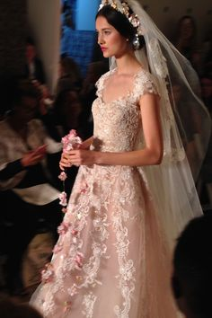 Reem Acra - New York Bridal Market - Autumn 2015
