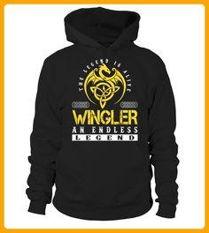 WINGLER An Endless Legend - Shirts für singles (*Partner-Link)