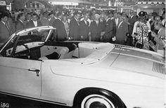 OG | 1961 Volkswagen / VW Type 34 Cabriolet | Prototype from Karmann-Ghia