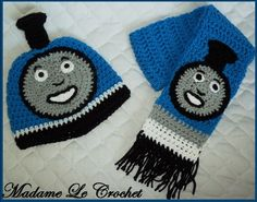 crochet thomas hat