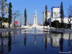 Plaza El Salvador del Mundo.