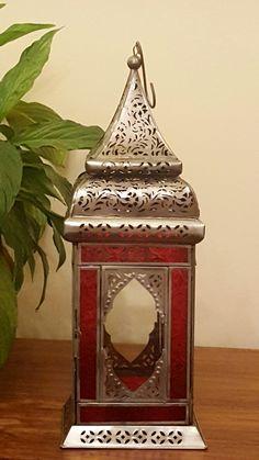 Large Moroccan Style Lantern. www.yellowsunrise.co.uk