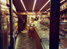 L'Etage de Pastavino, 18 Rue de Buci, 6eme. 01 44 07 09 56. Check out the hidden cafe at the back.