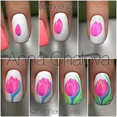 tutorial tulipani
