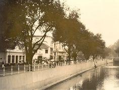 Noordwijk Weltevreden te Batavia circa 1900.