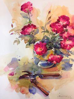 Phatcharaphan Chanthep - Roses from my garden
