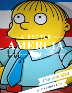 Amercia Is With Mitt!