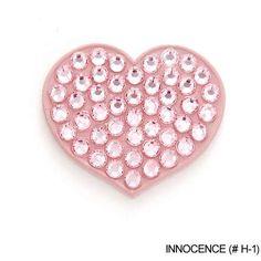 Bonjoc Ladies Heart Ball Markers