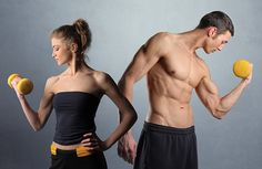 How to build muscles at home? Exercises to build muscle fast. Tips for body building. Killer ways to gain muscle naturally. Tips to gain muscles fast. Muscle Mass, Gain Muscle, Fitness Facts, Health Fitness, Woman Fitness, Fitness Men, Health Logo, Lose Fat, How To Lose Weight Fast