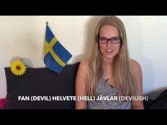 Popular Swedish Swear Words and How to Pronounce Them - Hej Sweden   Schweden erleben