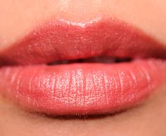 NARS Rikugien Satin Lip Pencil Review, Photos, Swatches on Temptalia.    Gorgeous color! Must have for spring