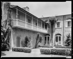 , New Orleans, Orleans Parish, Louisiana and other family and vintage photos from the past. Put faces to the names of your loved ones at AncientFaces. Louisiana Plantations, New Orleans Travel, West Florida, French Quarter, Old Houses, Vintage Photos, Photo Wall, Homes, Mansions