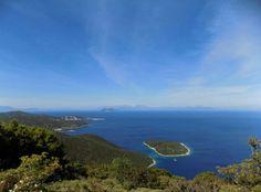 ithaca ,greece ,amazing view