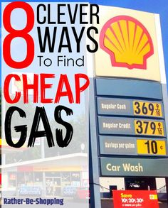 8 Clever Ways I Always Find Cheap Gas Near Me