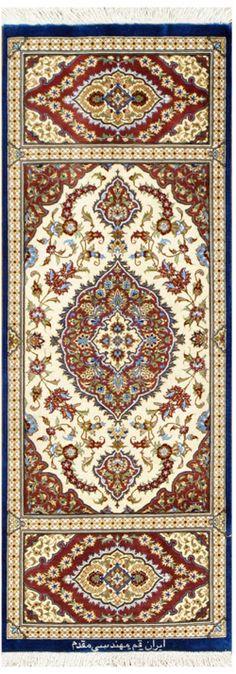 Fine Qum – 38009 - Pasargad Carpets